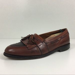 Men's Allen Edmonds 8358 Cody Tassel Shoes 10 E